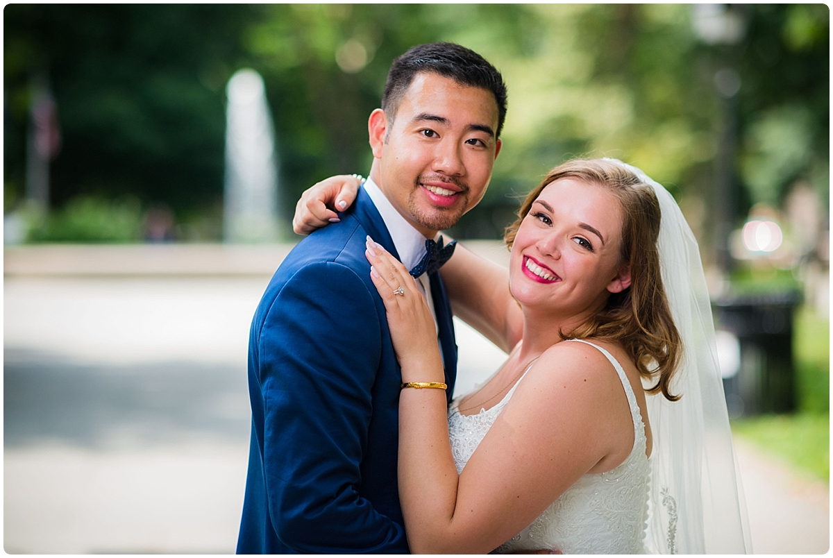 Peter & Alexis || Spirit of Philadelphia Wedding