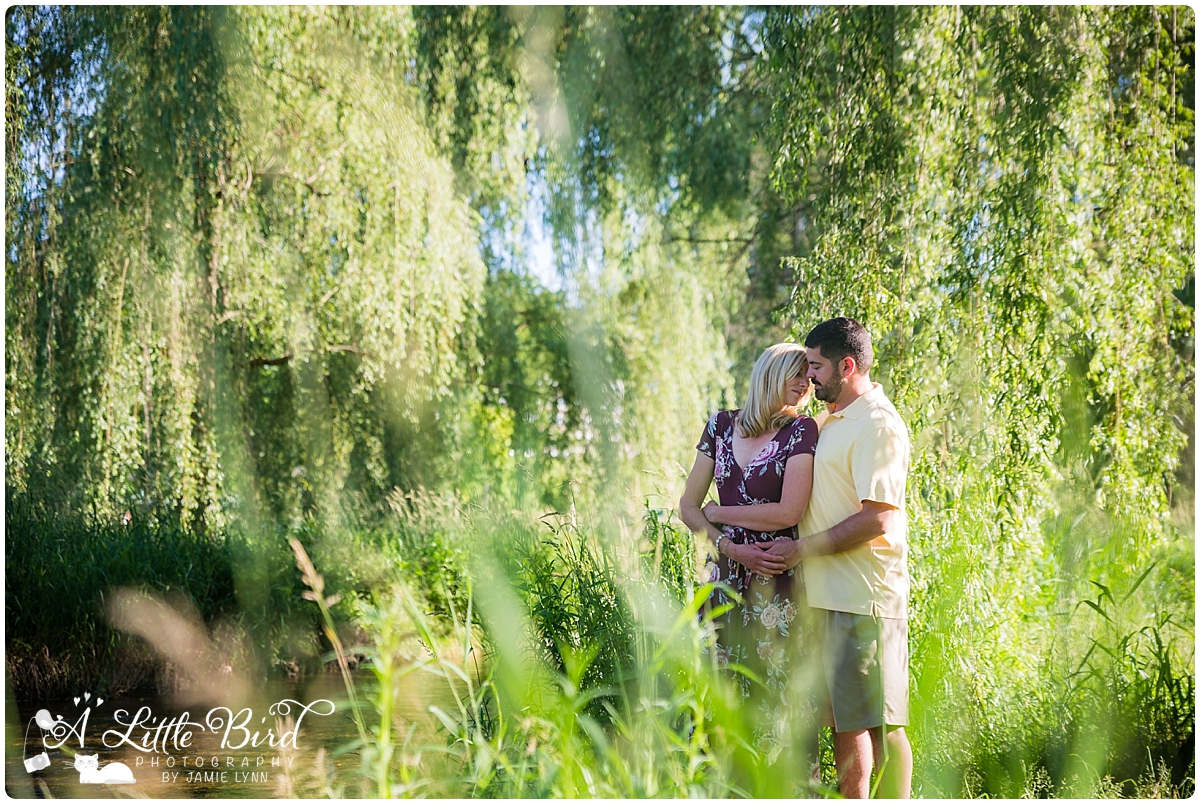 Allentown Engagement Session || Holly & Jim