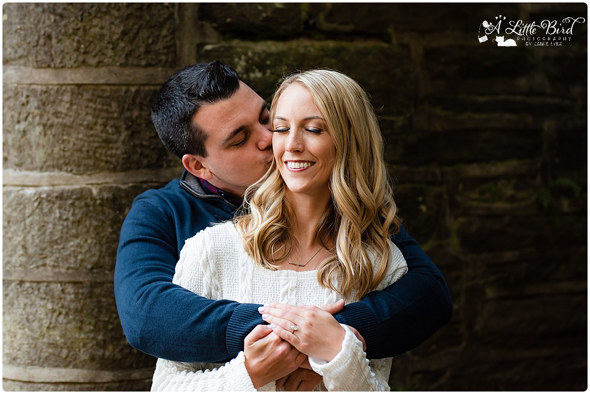 Jill & Paul || Wissahickon Engagement Session